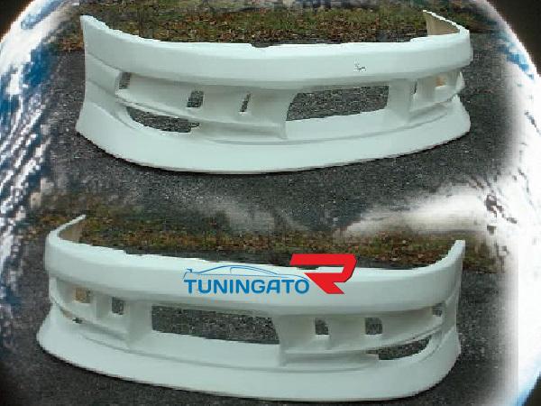 Тюнинговый передний бампер для Toyota Cresta 92-96