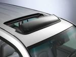 Дефлектор на люк аналог для Toyota LC Prado 150 (2010г.-)