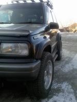 Расширители арок (фендера) на Suzuki Escudo 1988- 1997