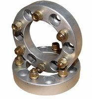 Расширитель колеи (проставки) с круглыми шпильками (возможна замена на оригинальные), ширина 38 мм