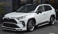 Обвес MZ SPEED EXCLUSIVE ZEUS LUV LINE TOYOTA RAV4 XA50 2019+