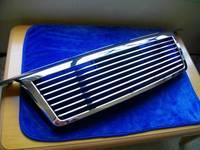 Решетка радиатора хром для Nissan Elgrand 99-02г.