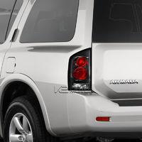 Стоп-сигналы серые для Nissan Armada 04-10
