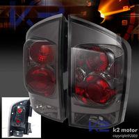 Стоп-сигналы черные для Nissan Armada 04-10
