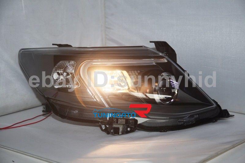 Фары тюнинг комплект для Toyota Fortuner 2012-15г.