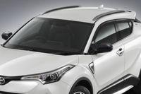 Рейлинги на крышу для Toyota C-HR