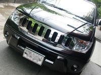Решетка хром Hummer Style для Pathfinder 2005- \ Nissan Navara