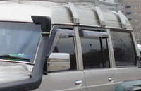 Ветровики дверные NISSAN SAFARI / PATROL Y60 (89-95)