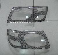 Очки на фары HG438H NISSAN SAFARI / PATROL (95-04)