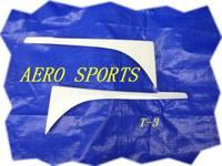 Реснички на фары AERO SPORTS модель Т-1 для TOYOTA BB (06-)