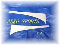 Реснички на фары AERO SPORTS модель Т-4 для TOYOTA BB (06-)