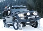 Шноркель Toyota Land Cruiser Prado 75-78