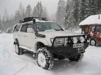 Шноркель HILUX SURF / 4 RUNNER (95-01)бензин