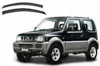 Ветровеки на двери для Suzuki Jimny 97-12