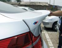 Спойлер накладка задний для BMW X6