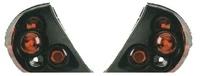Стоп-сигналы (Тюнинговые черные) TOYOTA CAMRY (2001-2003)