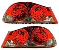 Стоп-сигналы светодиодные (красные) HONDA CIVIC (2005-2011)