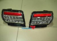 Стоп-сигналы задний бампер светодиодные белые LAND CRUISER PRADO 150