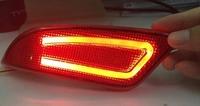 Стоп-сигналы в задний бампер (светодиодные) TOYOTA CAMRY (2015-)