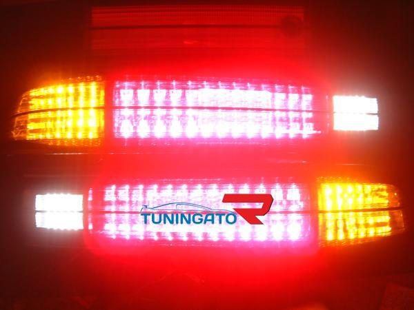 Тюнинговые диодные стоп сигналы для Toyota Марк 2 93-96г. 90куз.