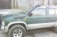 Шнорхель пластиковый Nissan Terrano 21 (88-95)