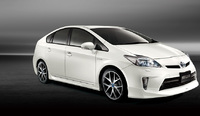 """Аэродинамический обвес """"Modellista"""" аналог для Toyota Prius 30 (2011-15г)"""