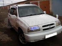 Защита фар для ESCUDO 2004