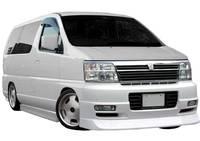 Аеродинамический обвес для Nissan Elgrand 99-02г.