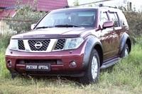 Расширители колесных арок Nissan Pathfinder 2011-2013