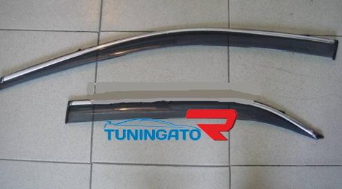 Ветровики дверные Toyota Camry (2015-)