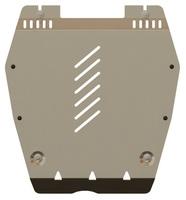Защита картера (алюминиевая) HONDA CIVIC (2012-)