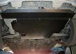 Защита картера (стальная) Nissan Almera (00-06)