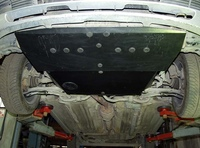 Защита картера (стальная) Nissan Almera / Pulsar (1995-2000)
